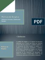 03 Politica de Empleo 01