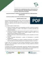 Informe Taller Sector Publico