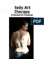 body art therapy new paper