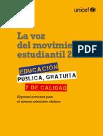 Movimiento Estudiantil Unicef