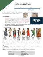 Musique medievale 5ème