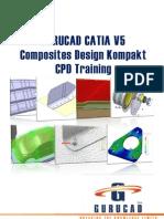 GURUCAD CATIA V5 Composites Design Kompakt CPD Training De