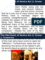 The Merchant of Venice Act 2