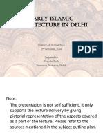 Islamic Architecture PDF