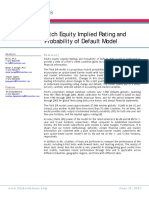 Fitch Equity Implied Rating and prob of default model.pdf