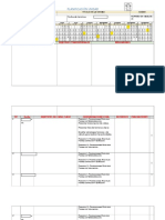Modelo de Planificación Unidad