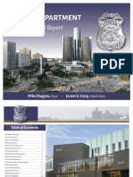 2015 Annual Report - Detroit Police Department