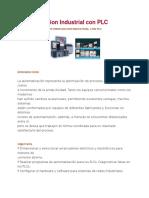 Automatizacion Industrial Con PLC