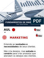 Aula 2 - Fundamentos de Marketing