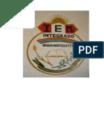 Insignia de La Institucion