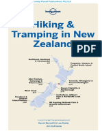 Hiking Tramping in New Zealand 7 Contents
