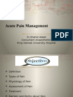 Presentation for Acute Pain Management RCSI.pptx