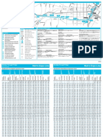 Expo Line timetable