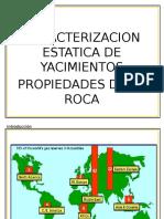 1.- Propiedades de La Roca y porosidad