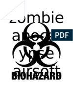 Zombie Airsoft Event