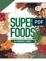 Superfood Pleasures