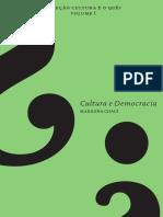 Cultura e Democracia - Marilena Chauí.pdf