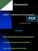 metodos electroquimicos para el tratamiento de agua reiduales