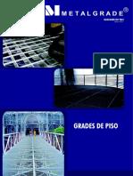 Grades de Piso 2012