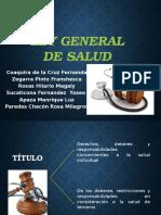 Expo de Legislacion