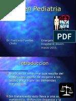 Shock Presentacion Para Pedia II