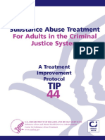 Substance Abuse Treatment TIP 44