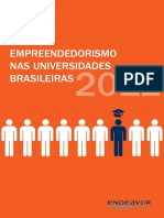 Empreendedorismo Nas Universidades Brasileiras
