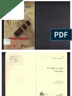 La Obra de Arte Literaria- Roman Ingarden