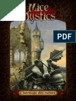 Mice and Mystics - L'Héritage Des Ruines, Livre de Conte