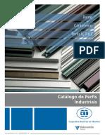 Catálogo VM CBA de Perfis Industriais - Versão de 20032012