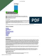 Lou's Pseudo 3d Page (backup)