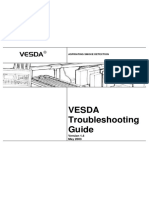 VESDA Trouble Shooting Guide