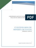CuestionarioMineriaDeDatos