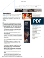 Página 12 Rosario