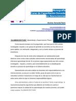 Alumnos en Fuga Monografia Neurociencias Fernanda.pasini
