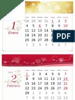 Magnificent calendario