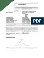 Resumen Administracion Gerencial