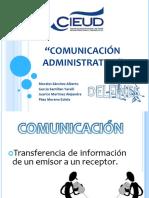 Comunicaci n Administrativa