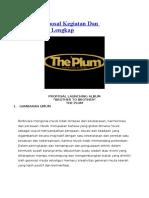 Contoh Proposal Kegiatan Dan Sponsorship Lengkap