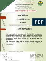 3.2 Fases de La Gestion de Proyectos