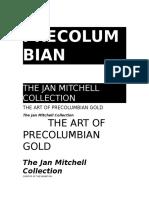 The Art of Precolumbian Gold