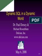 2008 Laoug2 Dynamic SQL