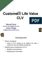 Custome    Life ValueCLV