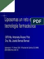 liposomas un reto en tecnologia farmaceutica.pdf