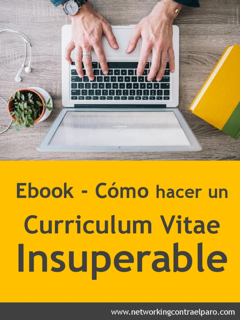 eBook Curriculum Vitae