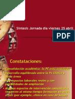 Sintesis Encuentro Formadores Pc
