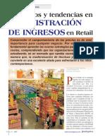 Administracion de Ingresos en El Retail