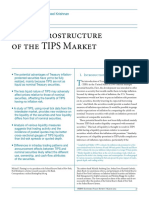 Market Micro Structure - TIPS