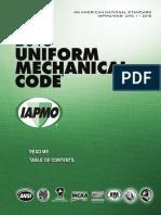 2015 _Uniform Mechanical Code