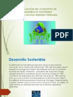 Desarrollo Sostenible en La Mineria Peruana